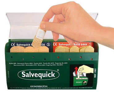 Salvequick pleisterdispenser basis